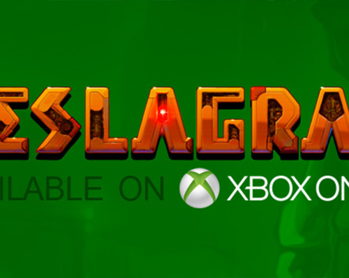 Teslagrad on Xbox
