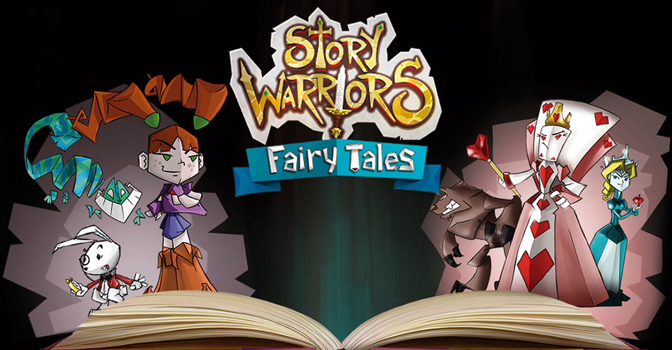 Say hello to Story Warriors: Fairy Tales - Snow Cannon Games