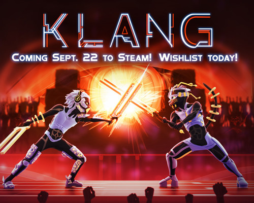 Klang is Coming Sept. 22